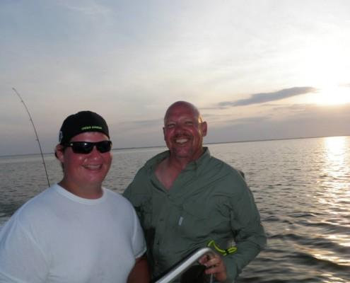 Lealean Fishing